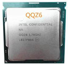 Intel Core i9-9900T procesador ES/QS CPU i9 9900T QQZ6 6core 16 hilo de 1,7 GHz ~ 3,2 GHz 16 MO 14nm 35W FCLGA1151(China)