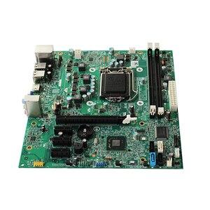 Image 2 - Original For Dell OptiPlex OPX 390 390DT 390MT H61 Desktop motherboard MB Intel LGA 1155 DDR3 MIH61R 0M5DCD 10097 1 48.3EQ01.011