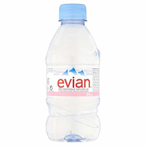 Evian | Mineral Water | 9 X 330Ml