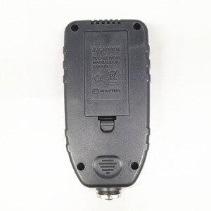 Image 5 - YNB 200 Digital LCD Display Dicke gauge farbe beschichtung Digitale Autolack Dicke Meter 0 1300um Breite Messung tester