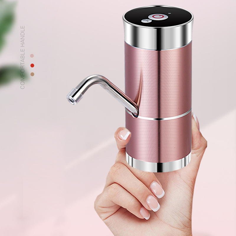 USB Charge Electric Water Dispenser Portable Gallon Drinking Bottle Wireless Water Pump Pure Bucket Drinking Water Machine