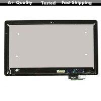 Aaa lcd 11.6 free free frete grátis para acer w700 w701 painel da tela de toque digitador vidro + montagem do monitor lcd