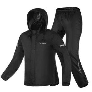 Image 4 - Waterdichte Motorrijder Regenjas Pak Voor Volwassenen Ondoordringbare Heren Motorrijden Wandelen Vissen Regendicht Ultradunne Jacket