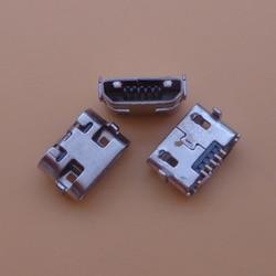 100-500 pces usb carregador de carregamento doca porto conector tomada para huawei y5 ii CUN-L01 mini mediapad m3 lite p2600
