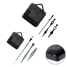 Clock-Mechanism Part Needle-Movement Wall-Clock Quartz Silent Black DIY And Red Repair-Kit-Tool-Set