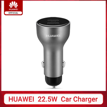 In stock Original HUAWEI SuperCharge Car Charger 22.5W Dual