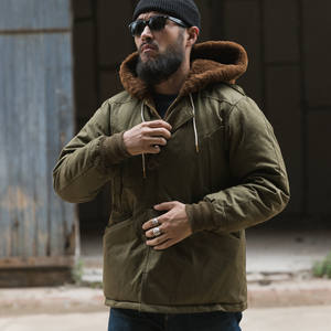 Bronson super quality mans US air force B9 cotton & wool super warm  jacket