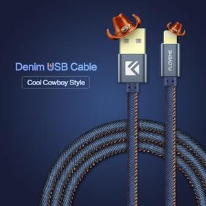 Image 5 - FLOVEME 5 teile/los Original Micro USB Kabel 2.1A Schnelle Ladegerät Daten Sync 30cm 1m 2m Telefon Kabel für Samsung Xiaomi LG Android Cabo
