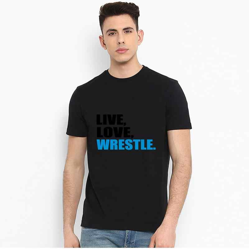 fashion Wrestling t shirt loose size 7xl Anti-Wrinkle pastel goth Harajuku men and women tshirts
