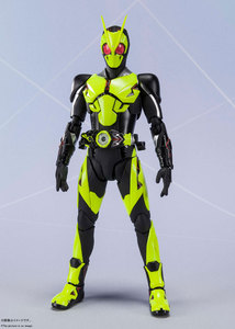 "Image 3 - BANDAI esprits Tamashii Nations S.H.Figuarts (SHF) figurine Kamen cavalier zéro une trémie montante ""Kamen Rider ZERO ONE"""