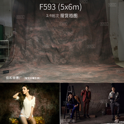 5x6m Hand made Mottle muslin family background Photo Studio Muslin tie-dyed Backdrops for Professional Photographer F593