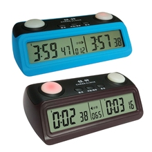 Advanced Chess Digital Timer Chess Clock Count Up Down Board Game Clock