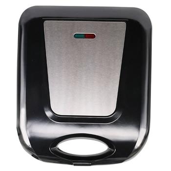 1400W Home Office Sandwich Machine Toaster Non-Stick Plate Electric Grill Sandwich Machine 50-60HZ UK Plug 4
