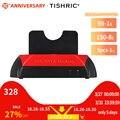 TISHRIC ALLE in Einem HDD Docking/Dock Station HD Dual SATA IDE zu Usb 2,0 2,5 3,5 External Hard stick Reader Gehäuse Fall HD BOX