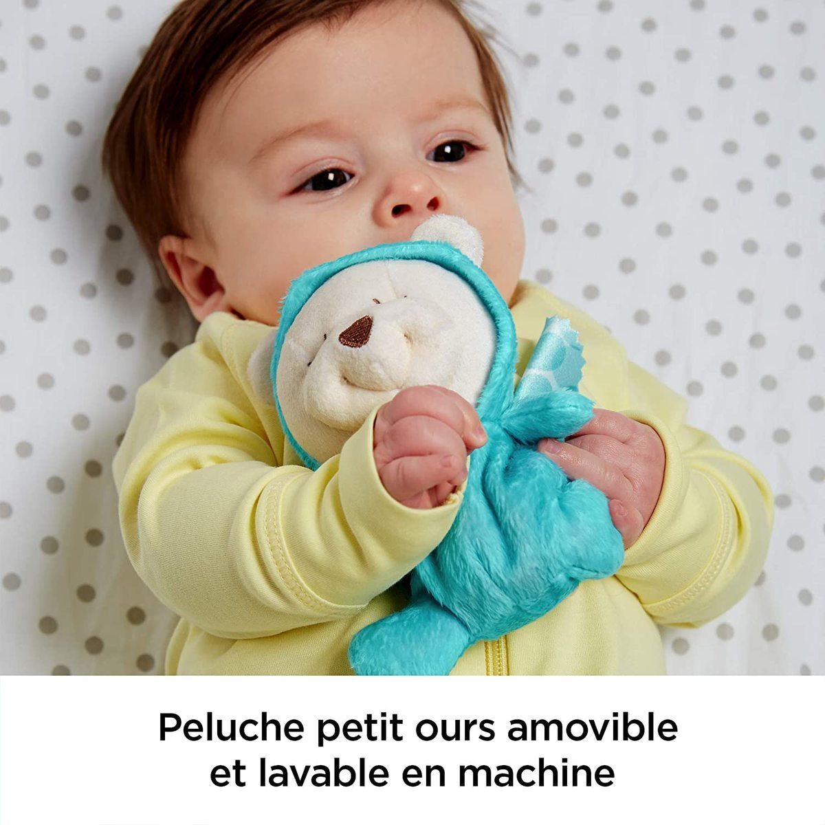 Фишер цена 2 в 1 пустышки для младенцев бабочка мечты медведь