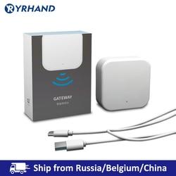G2 TT Aplikasi Kunci Bluetooth Smart Kunci Pintu Elektronik WIFI Adaptor Gateway