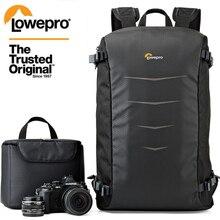 Commercio allingrosso Gopro Genuine Lowepro matrice + BP 23L Digital SLR Camera Bag Foto Zaini Per Il Tempo Libero + ALL Weather Cover