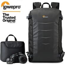 Großhandel Gopro Echtes Lowepro matrix + BP 23L Digital SLR Kamera Foto Tasche Freizeit Rucksäcke + ALLE Wetter Abdeckung