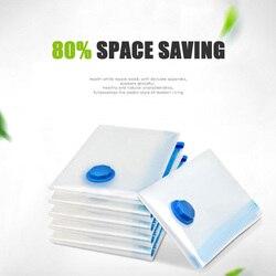Sacs scellés permettant de gagner de l'espace, sac de rangement sous vide pour vêtements couverture couette, sac de voyage compressé pour la maison