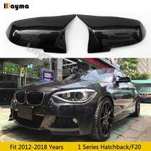 F20 Крышка для зеркала из углеродного волокна хэтчбека bmw серий