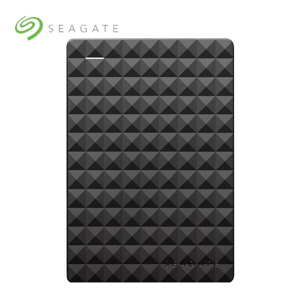 Seagate дополнительный жесткий диск 500 ГБ 1 ТБ 2 ТБ 4 ТБ USB3.0 внешний жесткий диск 2,5