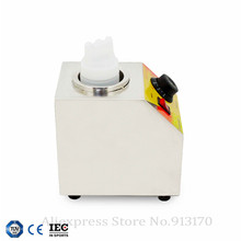 Commercial Chocolate Heater Sauce Warmer Commercial Electric Jam Heating Machine 0.2kw Single Bottle 220V 110V CE цена и фото