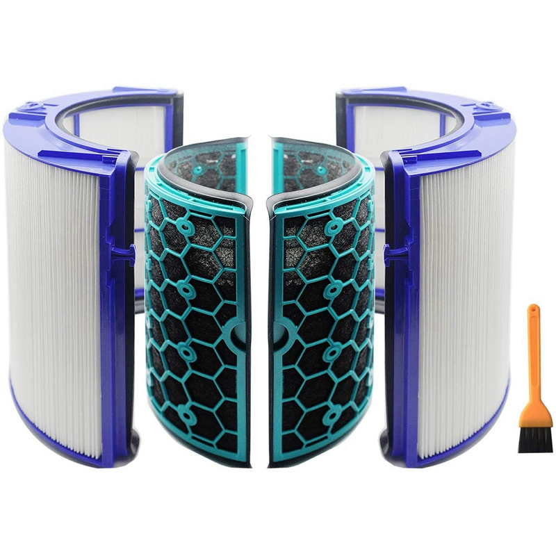Replacements for Dyson Air Purifiers Filter,HP04 TP04 DP04 TP05 HP05 Purifying Fans Sealed Pure Cool Air Purifier