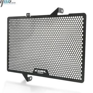 Image 2 - Para Honda CB650F CB650R CBR650F CBR650R 2019 2020 accesorios de motocicleta radiador Protector de rejilla protección de la parrilla