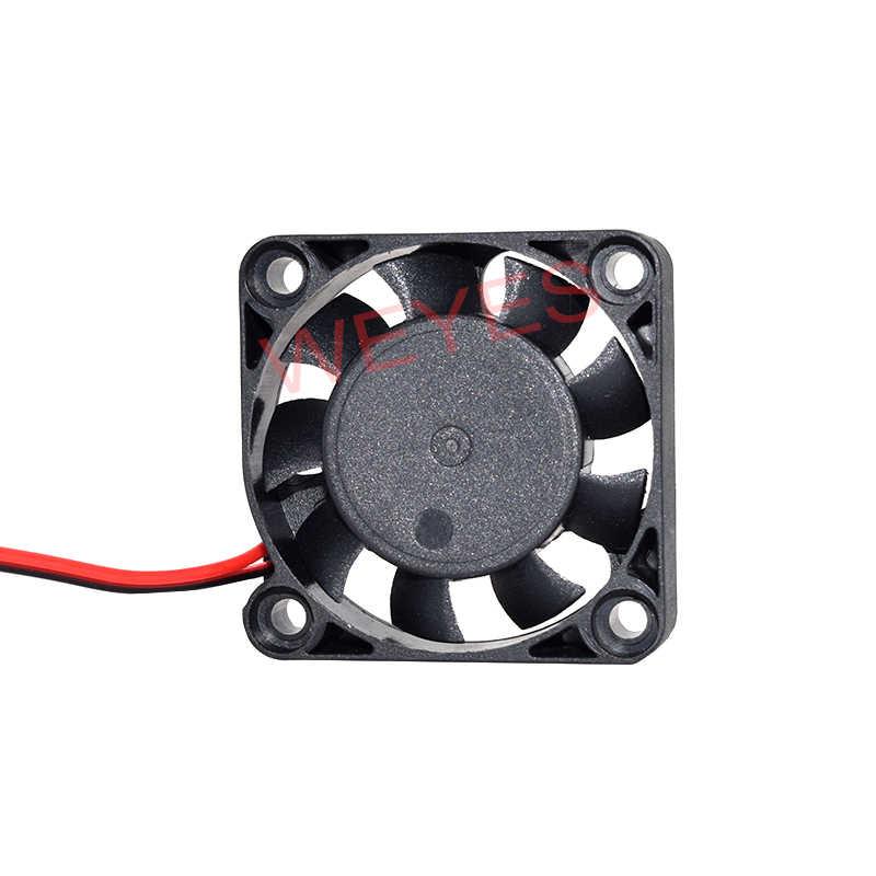 Оригинальный Для FD124010-DS1 ZP DC12V 0.07A 4010 4 см 40 мм 40X40X10MM 2pin Вентилятор охлаждения