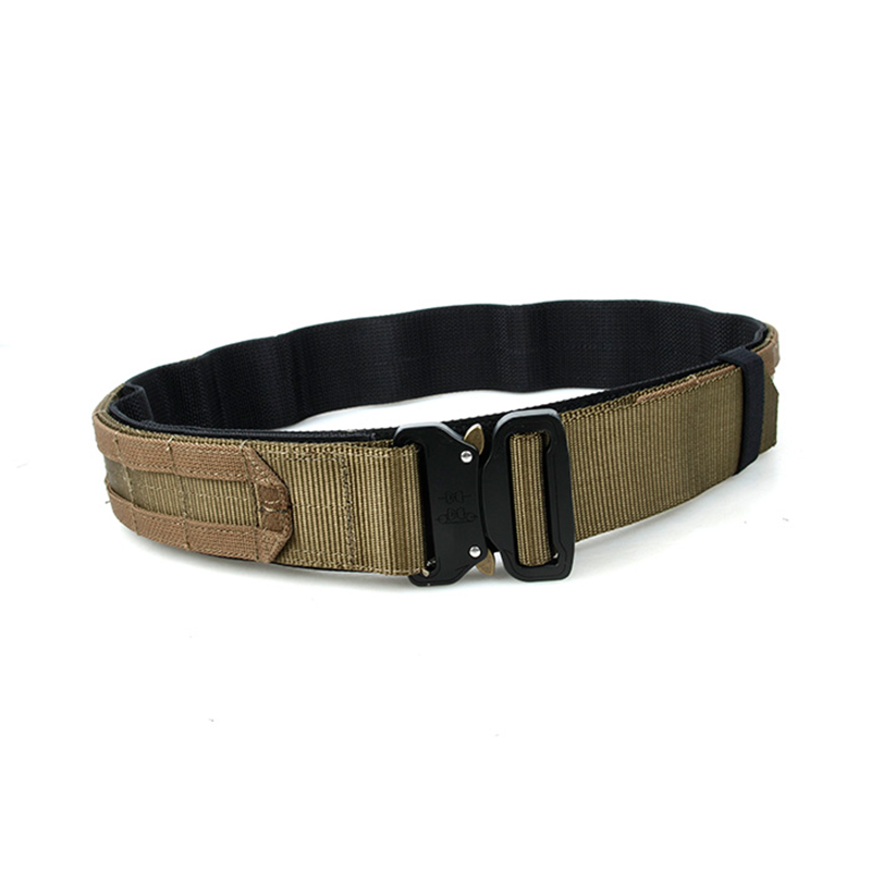 TMC 1.75 Inch Tactical Belt Combat Quick Release Buckle MOLLE Military Hunting Airsoft Combat Belt Durable 3329