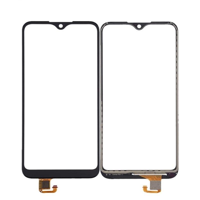 Высшее качество для Samsung Galaxy A01 2019 A01 A015 SM-A015F/DS SM-A015G/DS сенсорный экран дигитайзер панель Датчик переднее внешнее стекло