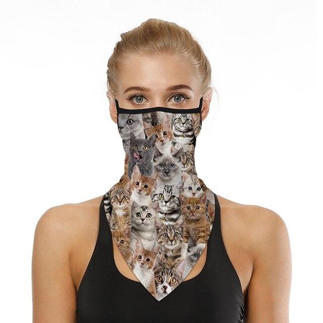 Multi-function Seamless Quick-drying Visor Anti-sweat Belt Hair Bandana Camera Protective Sleeve Outdoor Sportswear 5