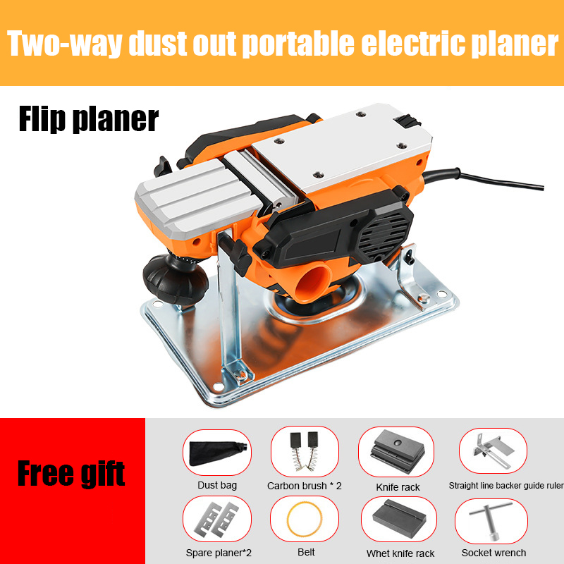 Flip Support Raboteuse électriques domestiques raboteuses Guide table bois bancs