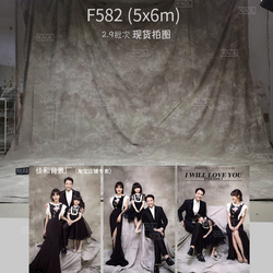 4x6m Hand made Mottle muslin background Photo Studio Muslin tie-dyed Backdrops for Professional Photographer F582