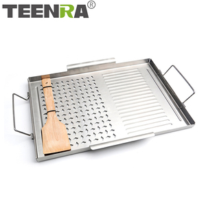 TEENRA Stainless Steel Grill P