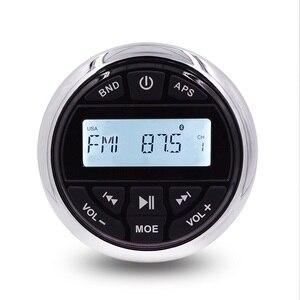 Marine Stereo Bluetooth Waterp