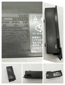 K30231 OEM CANON POWER ADAPTER SUPPLY FOR CANON PIXMA IP1500 A1.9 фото