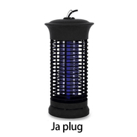 Electric Shock Type Mosquito Killer Lamp Photocatalysis Mute Home LED Bug Zapper Insect Trap Outdoor Garden Mosquito Killer|Mosquito Killer Lamps| |  -