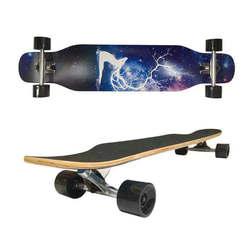 New 107*23cm Longboard Dancing Board 7inch Truck Skateboard 70*51mm wheels 41inch longboard