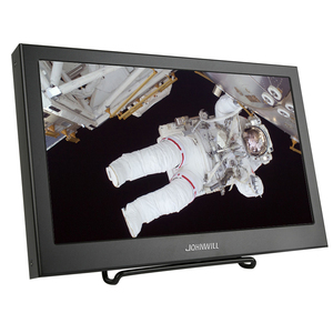 Johnwill 11.6''1920x1280 Resolution HD IPS Portable Monitor for PS3 PS4 Computer Diplay with VGA HDMI Interface Built in Speaker