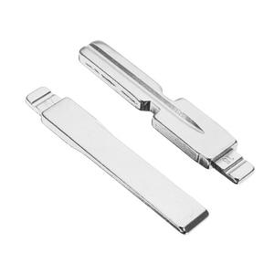 Image 4 - 24pcs/lot Car Remote Flip Remote Key Blade Blank Uncut KD Metal Key Replacement KD 24Blade
