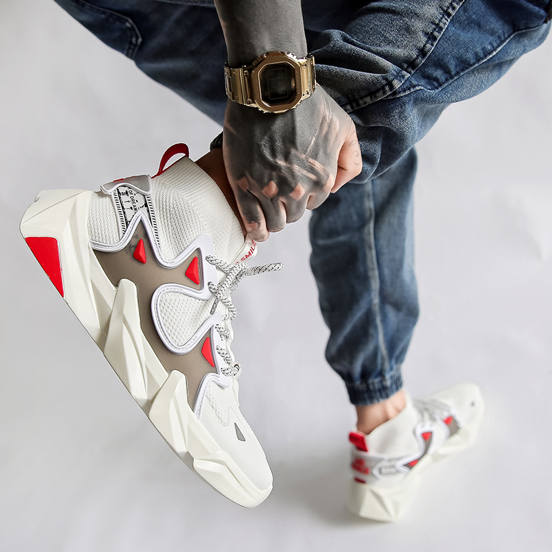 shoes men Sneakers Male Mens casual Shoes tenis Luxury shoes Trainer Race off white Shoes fashion