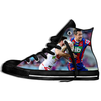 San Diego Summer Confortable Tennessees High Top Sneakers Men And Women Titans Rugby Players Logo Walking Shoes