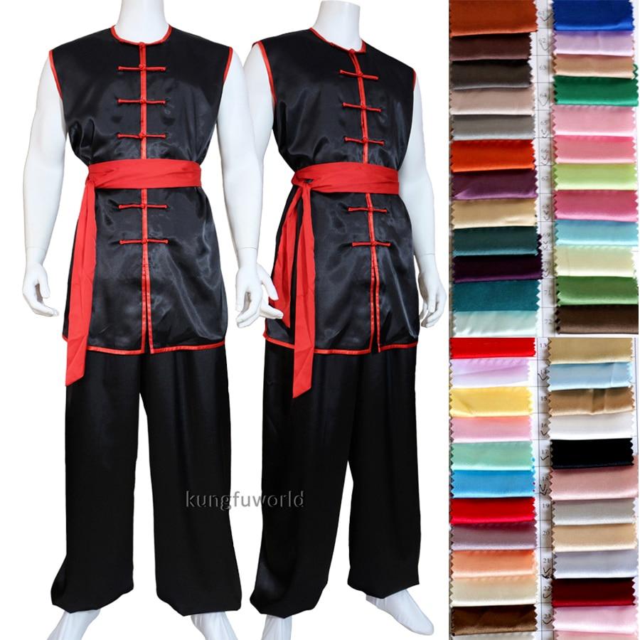 Chinese Nanquan Martial Arts Kung Fu Tai Chi Suit Wushu Uniforms Wing Chun Clothes Jacket And Pants