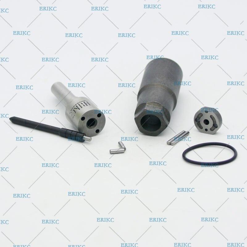 ERIKC 23670-0L050 ремонтные комплекты для инжектора DLLA155P863 (093400-8630) для Toyota Hilux 2kd 1kd 095000-8650