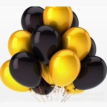 10pcs/lot 3.2g 12Inch Inflatable Latex Helium Balloons Wedding decoration Balloon Happy Birthday Party Decorations Kids Ballon