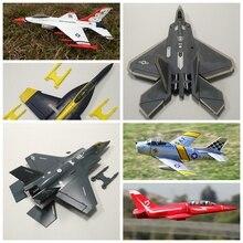 Edf-Jet Airframe Remote-Control F35 Plane-F16 F18 50mm F22 F86 L39-Kit Only