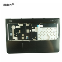 NEW Topcase Palmrest C Shell For DELL Inspiron 14R N4110 Touchpad 0YH55N YH55N upper case keyboard bezel top cover black