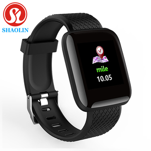 Image 1 - ブルートゥーススマートウォッチリストバンドスポーツフィットネスブレスレットスマートブレスレット血圧測定歩数計smartband腕時計