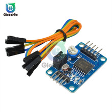 5Pin PCF8591 Module AD / DA Converter Modules With DuPont Line Analog-to-Digital / Digital-to-Analog Conversion  For Arduino стоимость